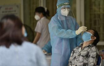 Tối 21/9, Việt Nam ghi nhận 11.687 ca mắc COVID-19