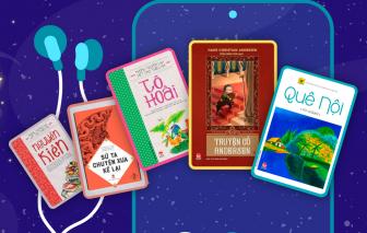 Đa dạng sách nói miễn phí cho trẻ thơ