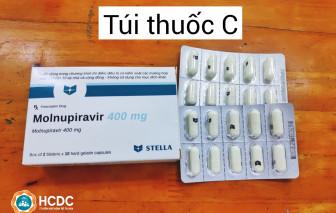 TPHCM: Điều tra việc rao bán gói thuốc C điều trị COVID-19