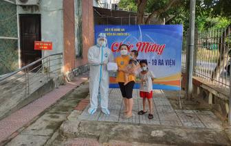 Bệnh viện dã chiến đầu tiên của Nghệ An dừng hoạt động