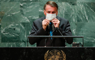 Bộ trưởng Y tế Brazil nhiễm COVID-19 khi dự Đại hội đồng Liên Hợp Quốc