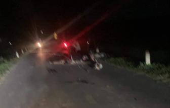Phú Thọ: Tai nạn đêm Trung thu, 5 thanh niên thiệt mạng