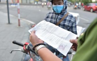 TPHCM: Người được ra đường đi làm phải theo khung giờ