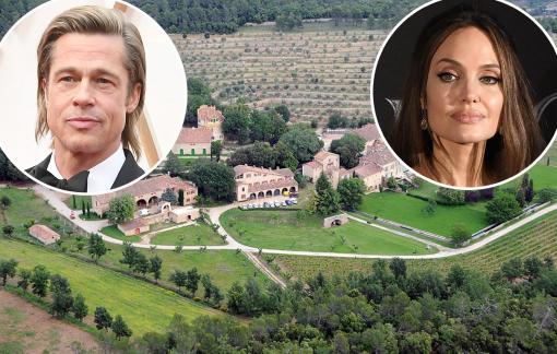 Brad Pitt kiện Angelina Jolie bán tài sản chung