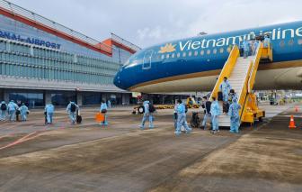 301 công dân từ Pháp về Việt Nam được thí điểm cách ly tập trung 7 ngày