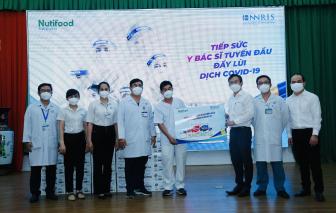 Nutifood tặng 40.000 sản phẩm dinh dưỡng y học trị giá 1,3 tỷ đồng cho Sở Y tế Đồng Nai