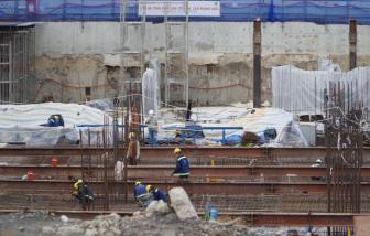 Nhiều dự án bất động sản bất ngờ tái khởi động