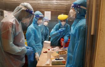 Hơn 2,2 triệu người ở TPHCM đã được tiêm vắc xin COVID-19 mũi 2