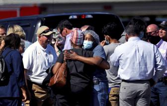 14 người thương vong sau vụ xả súng vào tiệm tạp hóa tại Mỹ