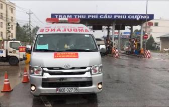 Bình Dương: Giả xe ưu tiên hỗ trợ chống dịch để chở người thông chốt