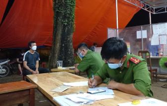 Đắk Lắk phát hiện nhiều xe cứu thương lén chở người từ vùng dịch về quê