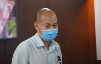 TPHCM: Không đồng ý công ty giao hàng thu tiền xét nghiệm của shipper
