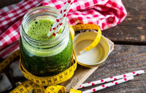 10 món sinh tố vừa bổ dưỡng vừa giảm cân