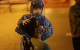 Ngày 25/9, TPHCM có 4.046 ca nhiễm COVID-19
