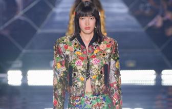 Nữ người mẫu Việt có mặt trong show của Dolce and Gabbana là ai?