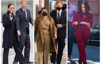 Công nương Meghan Markle liên tiếp gây tranh cãi vì lỗi trang phục