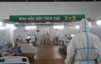 TPHCM: Thu hẹp dần các bệnh viện điều trị COVID-19