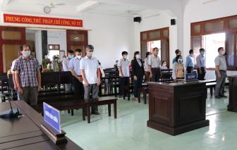 Vụ lộ đề thi công chức ở Phú Yên: mức án cao nhất 8 năm 6 tháng tù