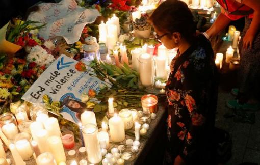 Phụ nữ Anh lo ngại sự an toàn cho bản thân sau cái chết thương tâm của cô giáo trẻ