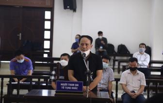 Bất ngờ có người xin được bồi thường thay cho Trịnh Xuân Thanh