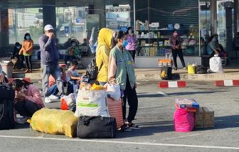 Vĩnh Long đón 1.800 công dân từ TPHCM về quê tránh dịch