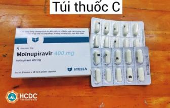 2 cán bộ quản lý dược ở Bình Tân và Tân Phú liên quan đến vụ bán thuốc trị COVID-19