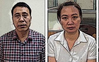 Khởi tố, bắt tạm giam thêm 4 người liên quan đến vụ trồng cây xanh tại Hà Nội