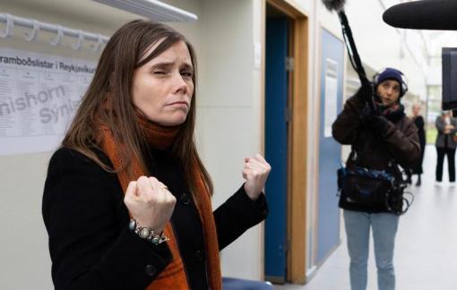 """Phụ nữ Iceland """"mừng hụt"""" trước kết quả bầu cử Quốc hội"""
