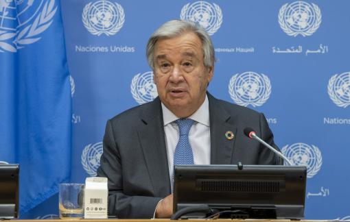 Tổng thư ký Liên Hiệp Quốc kêu gọi xóa bỏ vũ khí hạt nhân