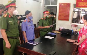 Bắt nữ doanh nhân trong vụ đấu giá sỉ 262 lô đất ở Phú Yên