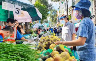 Chợ truyền thống tại TPHCM sẽ mở cửa dần dần