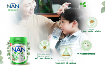 Đâu là sữa chuẩn Organic cho bé phát triển toàn diện - mẹ chẳng phải âu lo?