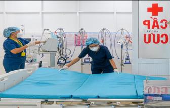 2 bệnh viện đầu tiên ở TPHCM trở về khám chữa bệnh thông thường