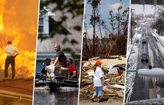 Trẻ em ngày nay chứng kiến thảm họa khí hậu nhiều gấp 3 lần ông bà của mình
