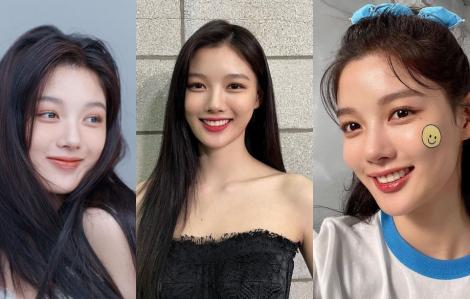 """Mẹo làm đẹp giúp """"em gái quốc dân"""" Kim Yoo Jung luôn rạng rỡ"""