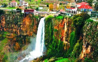 Thành phố của những thác nước