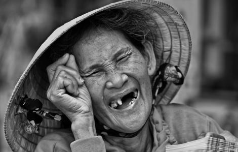 Nghệ sĩ nhiếp ảnh Trần Thế Phong: Nụ cười xoa dịu biết bao nhọc nhằn