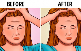 6 mẹo massage da đầu giúp giảm nếp nhăn