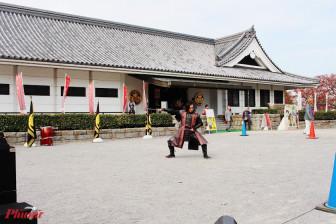 Đến công viên Okazaki, Nhật Bản xem kiếm thuật Samurai