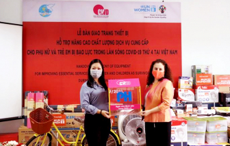 Liên Hiệp Quốc hỗ trợ nạn nhân bạo lực giới tại Việt Nam