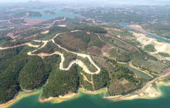 Dự án Sài Gòn - Đại Ninh được chuyển gần 1,7 triệu m2 sang đất ở nhưng 6 năm không đóng tiền