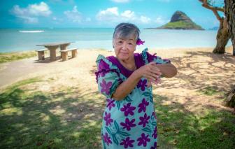 """""""Nghe"""" truyền thuyết Maui bằng ngôn ngữ đặc biệt"""