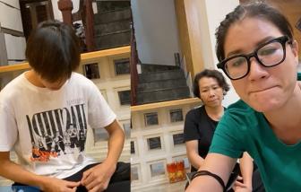 Nửa đêm đến nhà người khác livestream: Trang Trần, chị đang làm gì thế?