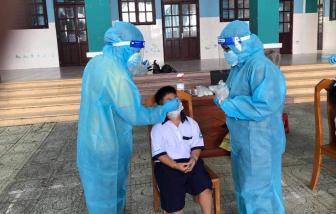 Hoãn kế hoạch học sinh xã đảo Thạnh An đến trường vào ngày mai (11/10)