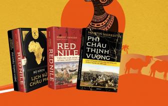 """Bạn đọc đồng hành xuất bản bộ sách """"Lịch sử châu Phi"""""""