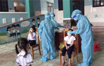 Lùi thời gian mở cửa trường học tại xã đảo Thạnh An (Cần Giờ)