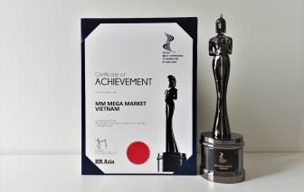 MM Mega Market Việt Nam được vinh danh top 115 nơi làm việc tốt nhất châu Á