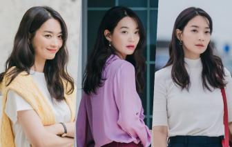 """10 cảm hứng thời trang của Shin Min Ah trong """"Điệu cha cha cha làng biển"""""""