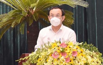 Bí thư Nguyễn Văn Nên: Trong đại dịch đã thấy rõ phẩm chất tốt đẹp và cả sự yếu kém của từng tổ chức, cá nhân