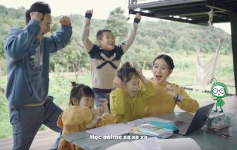 Các con Lý Hải khoe tài múa hát trong MV